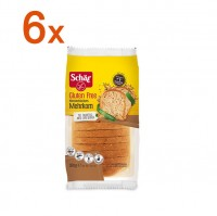 Sparpaket 6 x Meisterbäckers Mehrkorn - glutenfrei