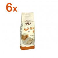 Sparpaket 6 x Mehl Mix Brot - glutenfrei