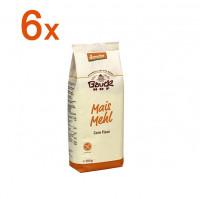 Sparpaket 6 x Maismehl - glutenfrei