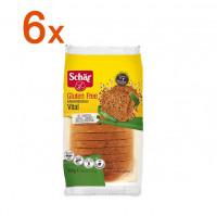 Sparpaket 6 x Meisterbäckers Vital - glutenfrei