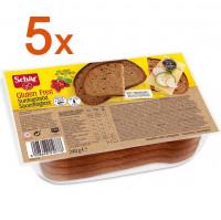 Sparpaket 5 x Sauerteigbrot - glutenfrei
