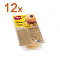 Sparpaket 12 x Hamburger - glutenfrei