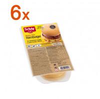 Sparpaket 6 x Hamburger - glutenfrei