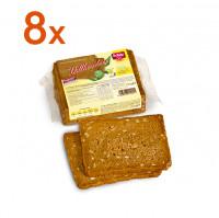 Sparpaket 8 x Vollkornbrot - glutenfrei