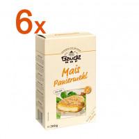 Sparpaket 6 x Mais Paniermehl Semmelbrösel - glutenfrei