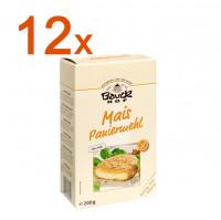 Sparpaket 12 x Mais Paniermehl Semmelbrösel - glutenfrei