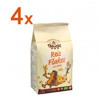 Sparpaket 4 x Reisflakes - glutenfrei