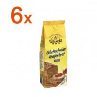 Sparpaket 6 x Glutenfreies Haferbrot Vollkorn - glutenfrei