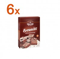 Sparpaket 6 x Brownies - glutenfrei