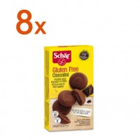Sparpaket 8 x Cioccolini - glutenfrei