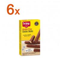 Sparpaket 6 x Ciocko Sticks - glutenfrei