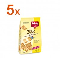 Sparpaket 5 x Mini Butterkeks - glutenfrei