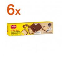 Sparpaket 6 x Choco Butterkeks - glutenfrei