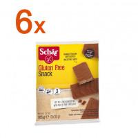 Sparpaket 6 x Snack - glutenfrei