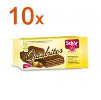 Sparpaket 10 x Quadritos - glutenfrei