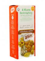 4-Korn Backmischung - glutenfrei