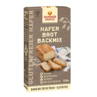 Hafer Brot Backmix - glutenfrei