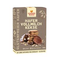 Hafer Vollmilch Kekse - glutenfrei
