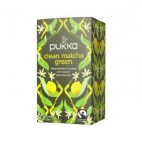Clean Matcha Green Tee - glutenfrei
