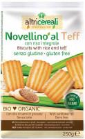 MHD*** 11.08.17 Kekse aus Reis und Teff - glutenfrei