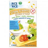 Reis Mais Crispy Crackers - glutenfrei
