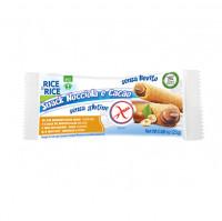Reis Snack Haselnuss - glutenfrei