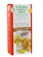 4-Korn Vollkorn Mehl - glutenfrei