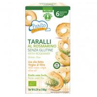 Taralli mit Rosmarin und Olivenöl - glutenfrei