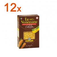 Sparpaket 12 x Le Veneziane Ditalini - glutenfrei