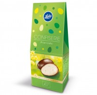 Confiserie Ostereier 5 Sorten gemischt - glutenfrei