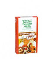 Buchweizen Mehlmischung für Pfannkuchen & Waffeln - glutenfrei