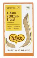 4-Korn Vollkorn Brösel - glutenfrei