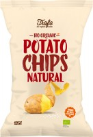 Kartoffel Chips Naturel - glutenfrei