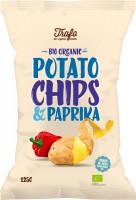 Kartoffel Chips Paprika - glutenfrei