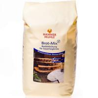 Brot-Mix Sauerteig - glutenfrei