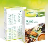Backmischung Biskuit - glutenfrei