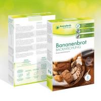 Backmischung Bananenbrot - glutenfrei