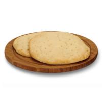 Pizzaböden frisch gebacken 2 Stück - glutenfrei