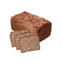 Saaten-Bauernbrot frisch gebacken - glutenfrei