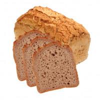 Landbrot frisch gebacken - glutenfrei