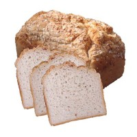 Buchweizenbrot frisch gebacken - glutenfrei