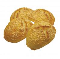 Sesambrötchen 5 Stück - glutenfrei