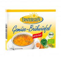 Gemüse-Brühwürfel - glutenfrei