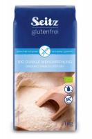 BIO-Dunkle Mehlmischung - glutenfrei