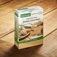 Fertigmehlmischung Dunkles Körnerbrot - glutenfrei