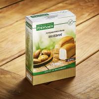 Fertigmehlmischung Weißbrot - glutenfrei