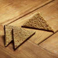 Nussecken 3 Stück - glutenfrei