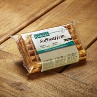 Softwaffeln - glutenfrei
