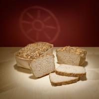 Bio Sonnenblumen-Teff frisch gebacken - glutenfrei