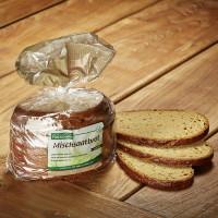 Mischsaatbrot - glutenfrei